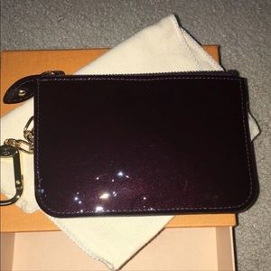 Louis Vuitton Bags - Louis Vuitton Amarante Key Cles Wallet